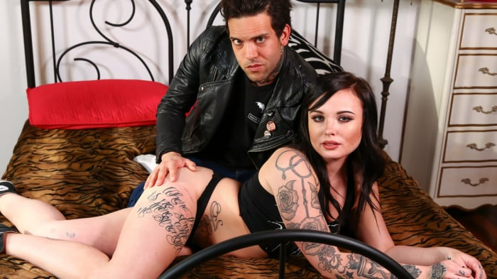 Joanna Angel in Chloe Carter First Time