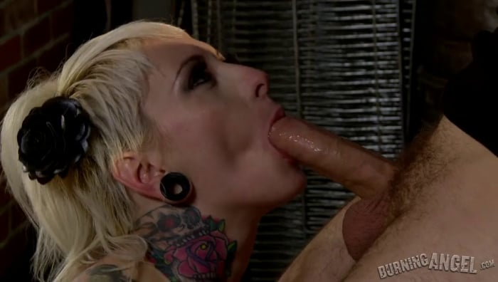 Jessie Lee in Jessie Lee Hungry Like The Wolf