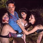 Joanna Angel in 'Fucking The Evil Dead!'